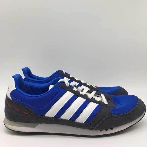Mens Adidas Neo City Racer Shoes